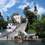 9 siti più visitati dai turisti in Slovenia